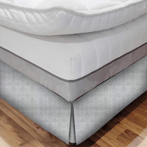 Tahoma Sterling Bed Base Valance