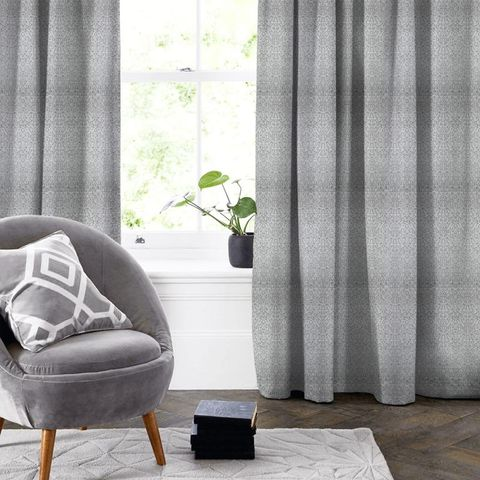 Tahoma Sterling Made To Measure Curtain