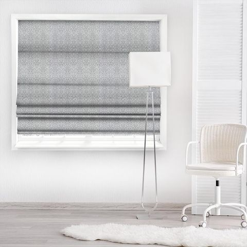 Tahoma Sterling Made To Measure Roman Blind