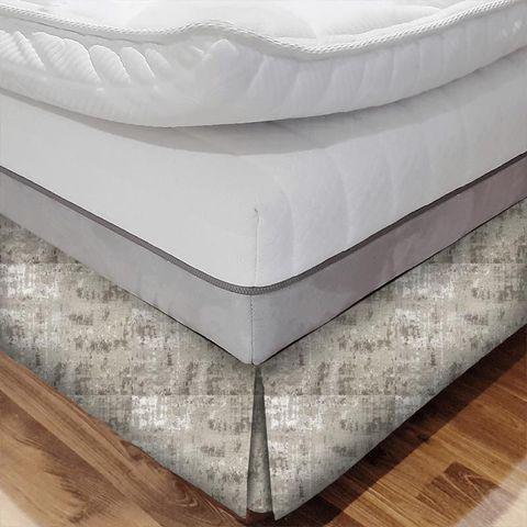 Aphrodite Sterling Bed Base Valance