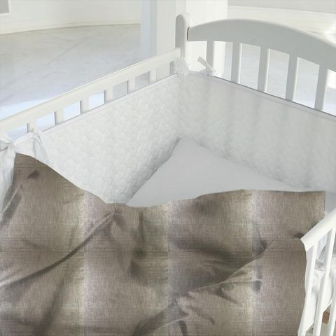 Aquilo Anthracite Cot Duvet Cover