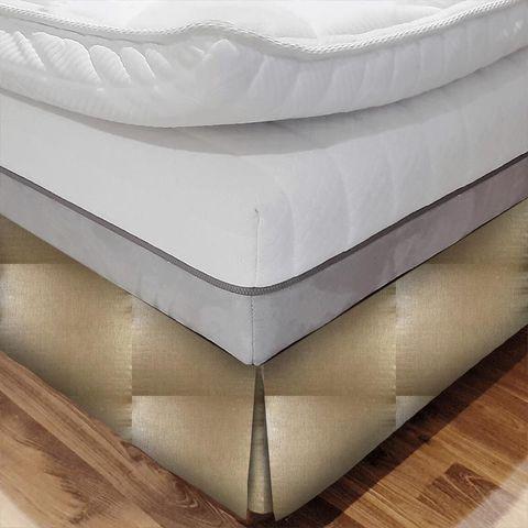 Aquilo Gilt Bed Base Valance