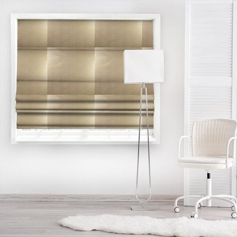 Aquilo Opal Made To Measure Roman Blind