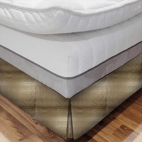 Artemis Gilt Bed Base Valance