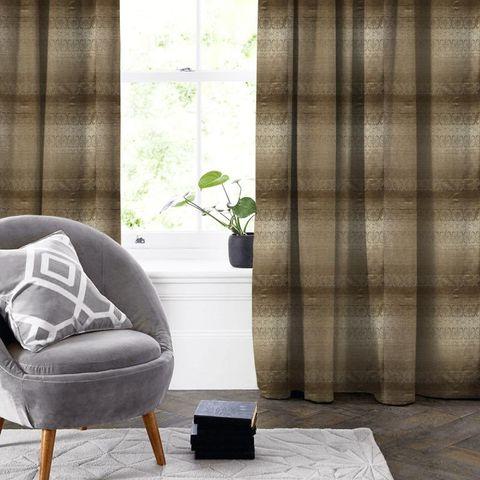 Artemis Gilt Made To Measure Curtain