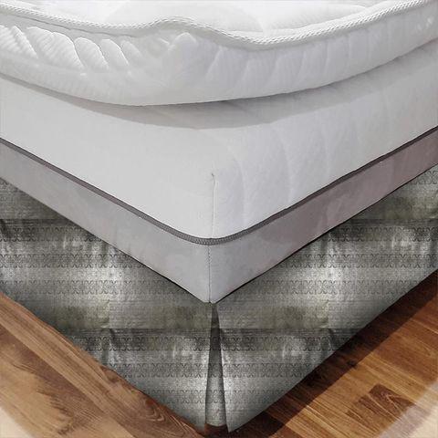 Artemis Sterling Bed Base Valance