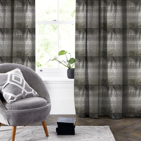 Artemis Sterling Made To Measure Curtain
