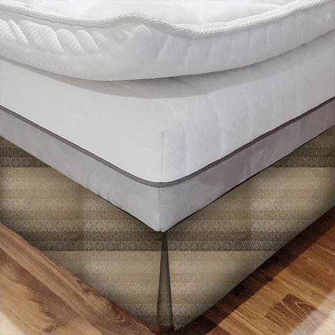 Athena Gilt Bed Base Valance