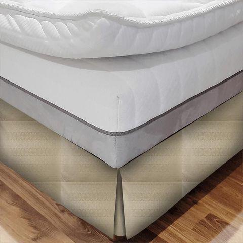 Athena Opal Bed Base Valance