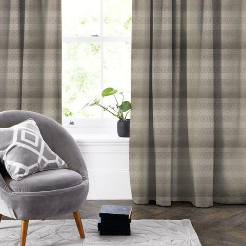 Athena Sterling Made To Measure Curtain