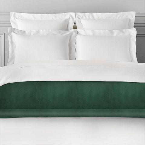 Alaska Emerald Bed Runner