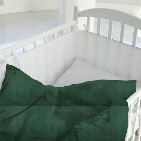 Alaska Emerald Cot Duvet Cover