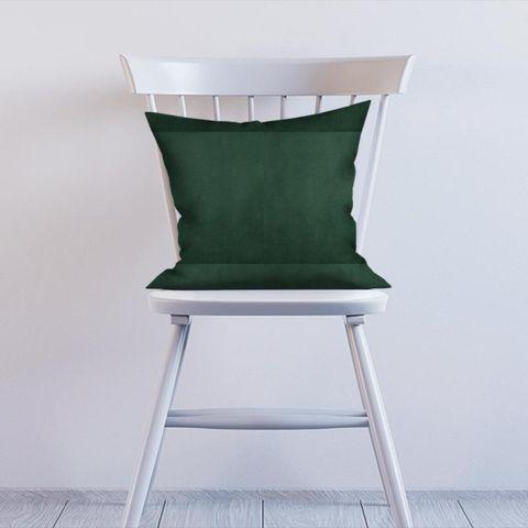 Alaska Emerald Cushion