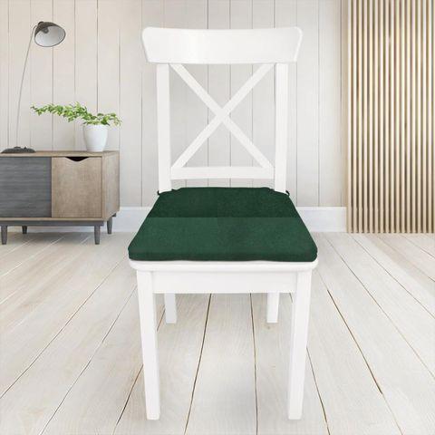 Alaska Emerald Seat Pad Cover
