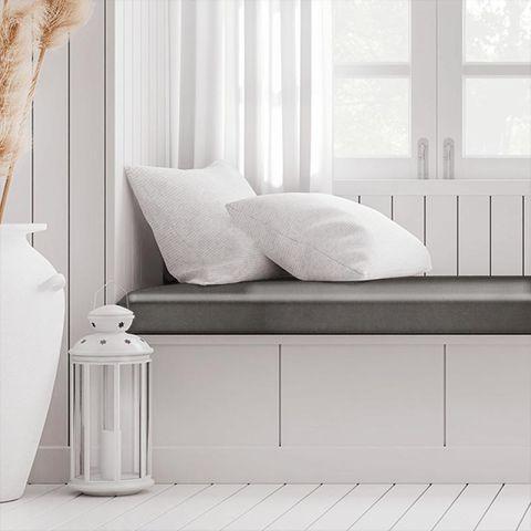 Alaska Grey Box Cushion