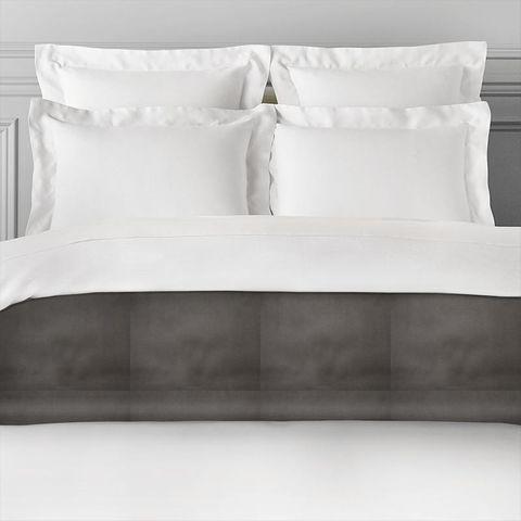 Alaska Grey Bed Runner