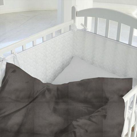 Alaska Grey Cot Duvet Cover