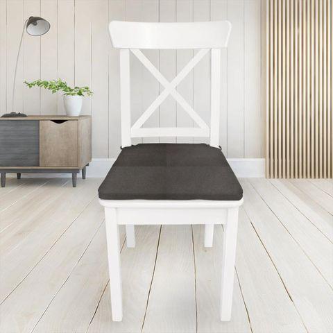 Alaska Grey Seat Pad Cover