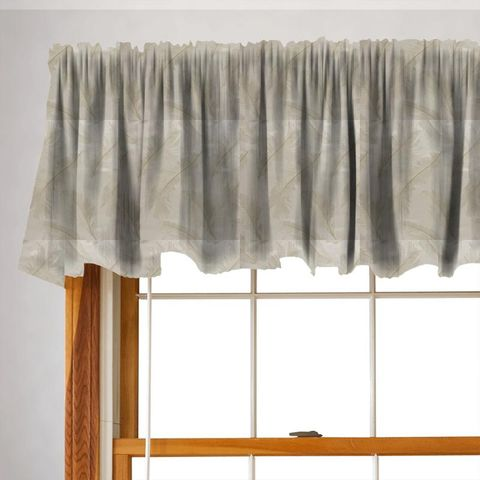 Quill Champagne Valance