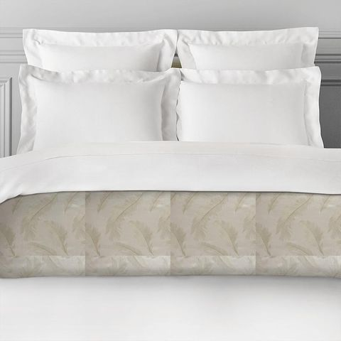 Quill Champagne Bed Runner