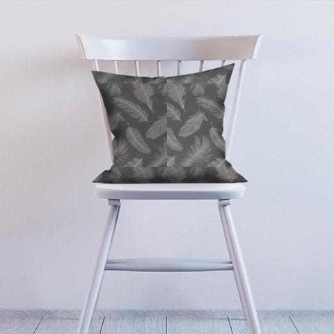 Quill Slate Cushion