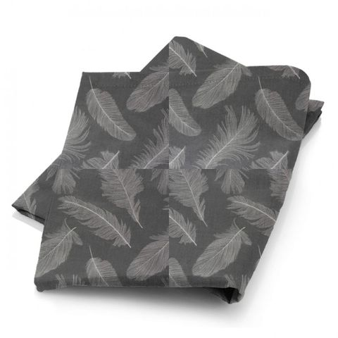 Quill Slate Fabric