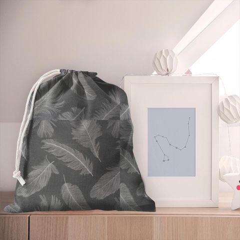 Quill Slate Pyjama Bag