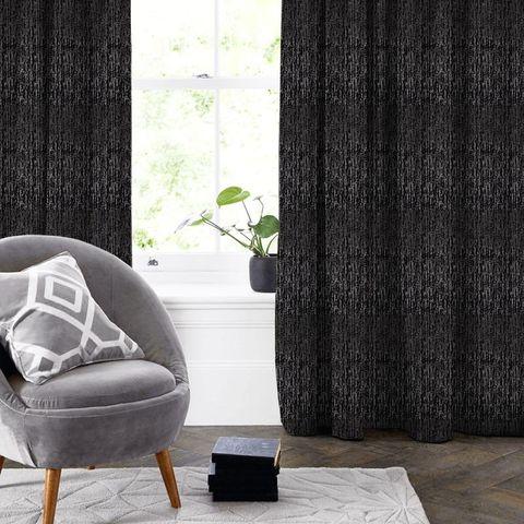 Adorna Onyx Made To Measure Curtain