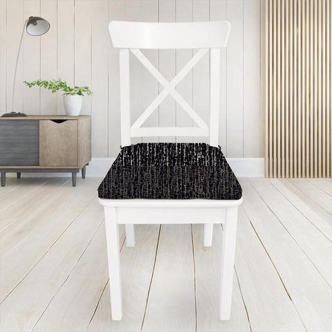 Adorna Onyx Seat Pad Cover