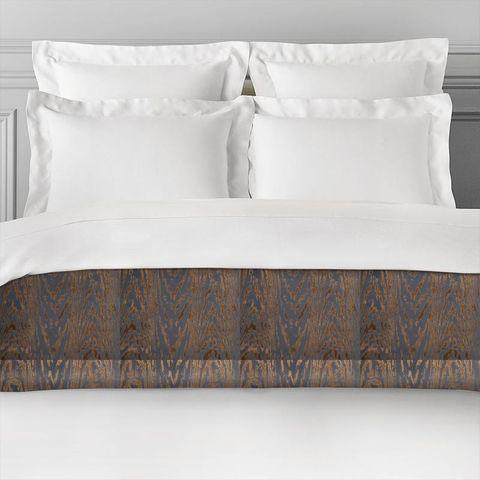 Marva Copper Bed Runner