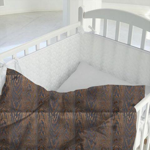 Marva Copper Cot Duvet Cover