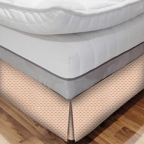 Little Fox Ginger Bed Base Valance