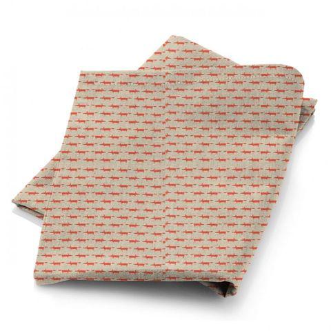 Little Fox Ginger Fabric