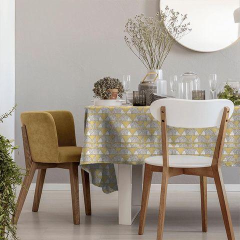 Spike Honey Tablecloth