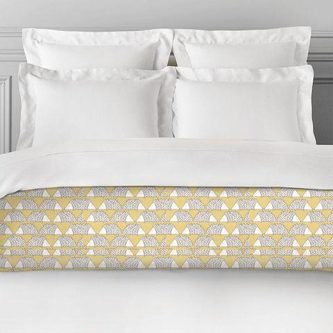 Spike Honey Bed Runner