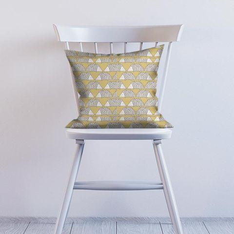 Spike Honey Cushion