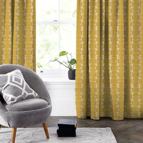 Lohko Honey / Paper Made To Measure Curtain