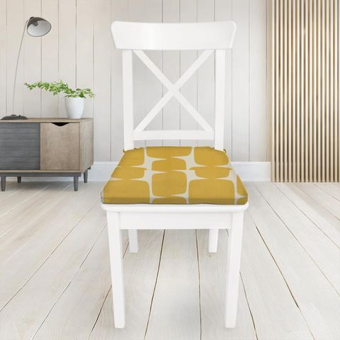 Lohko Honey / Paper Seat Pad Cover