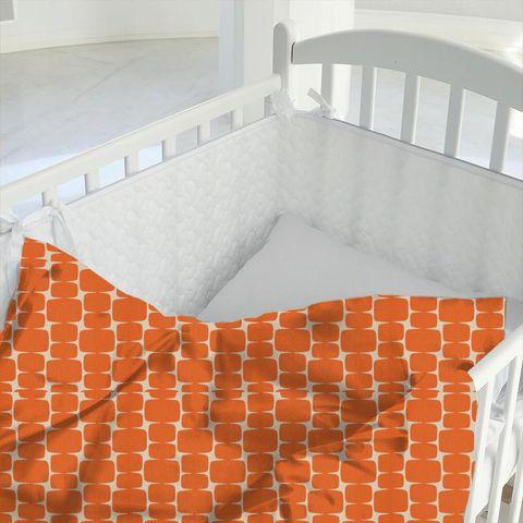 Lohko Paprika / Pebble Cot Duvet Cover