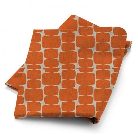 Lohko Paprika / Pebble Fabric
