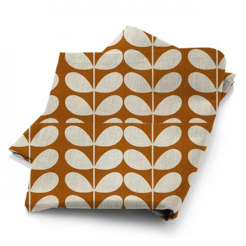 Giant Stem Orange Fabric