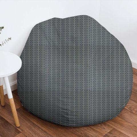 Linear Stem Cool Grey Bean Bag