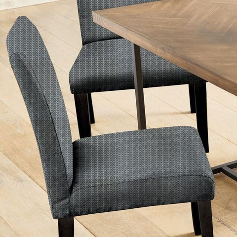 Linear Stem Cool Grey Seat Pad Cover