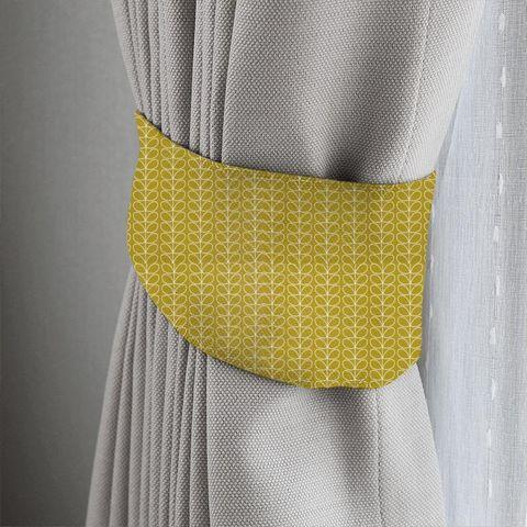 Linear Stem Dandelion Tieback