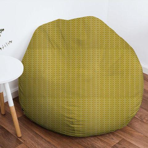 Linear Stem Dandelion Bean Bag