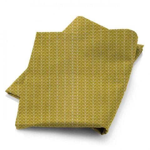 Linear Stem Dandelion Fabric