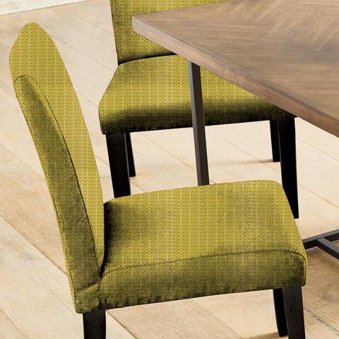 Linear Stem Dandelion Seat Pad Cover