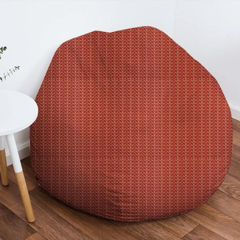 Linear Stem Tomato Bean Bag