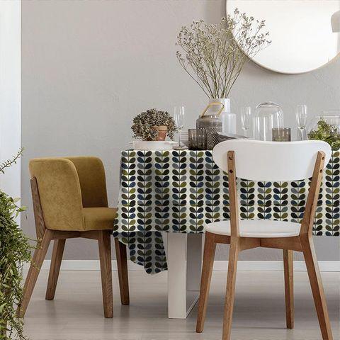 Multi Stem Moss Tablecloth