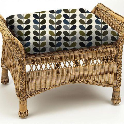 Multi Stem Moss Box Cushion